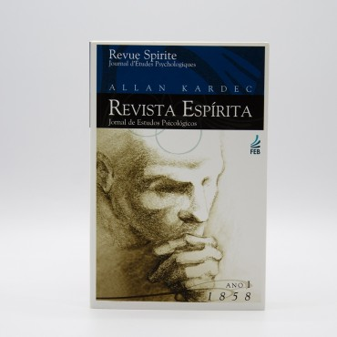 REVISTA ESPIRITA 1858 FEB